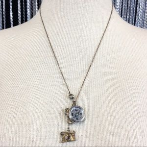 Jewelry - The Adventurer Compass Charm Necklace